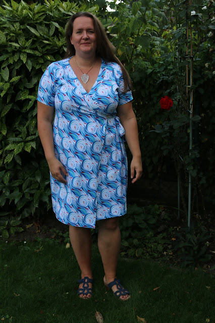 My second Cashmerette Appleton dress | Twice the Fun | doppeltsolustig.blogspot.de