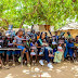 Beauty Queen Akeelah rally support for IDPs school in FCT, donates educational materials