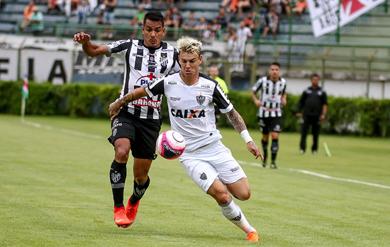 133f17ddde Atlético empatou com Tupi no domingo (Créditos  Bruno Cantini Flickr  Atlético-MG)