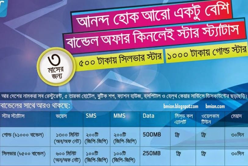 Grameenphone-Buy-Bundle-Offer-To-Get-Star-Status
