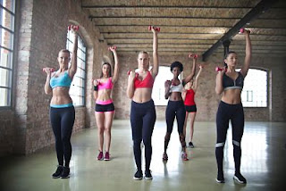 hacer deporte, ejercicio