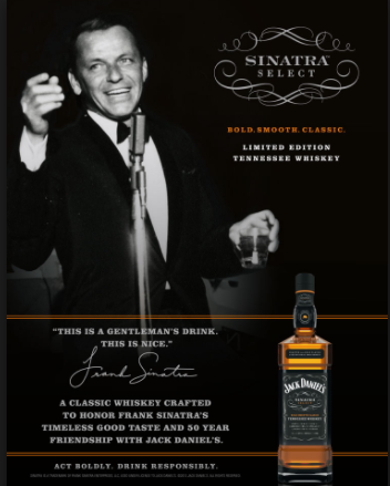 JACK DANIES and SINATRA