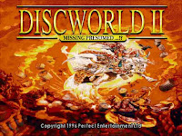 Discworld II: Missing, Presumed...?