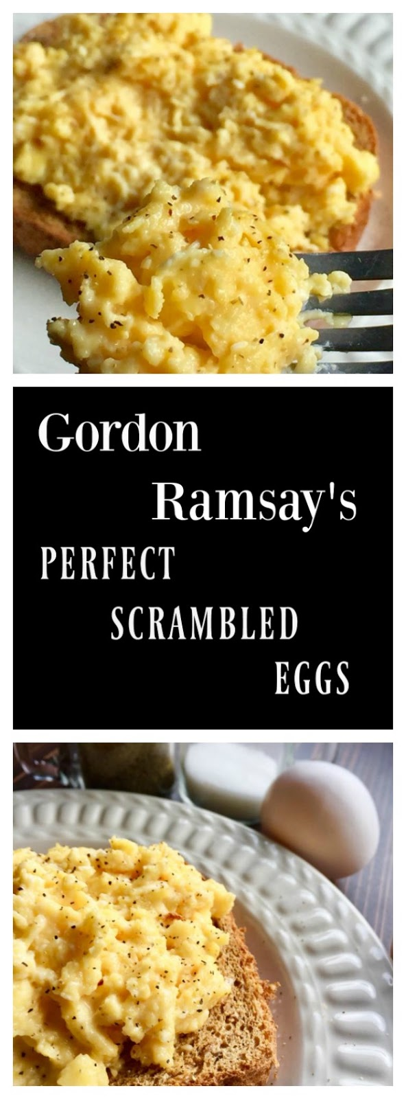 Gordon Ramsay's revealed way to execute a perfectly creamy and fluffy batch of scrambled eggs.