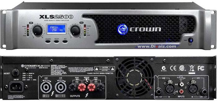 11 Power Amplifier Terbaik di Dunia Saat Ini