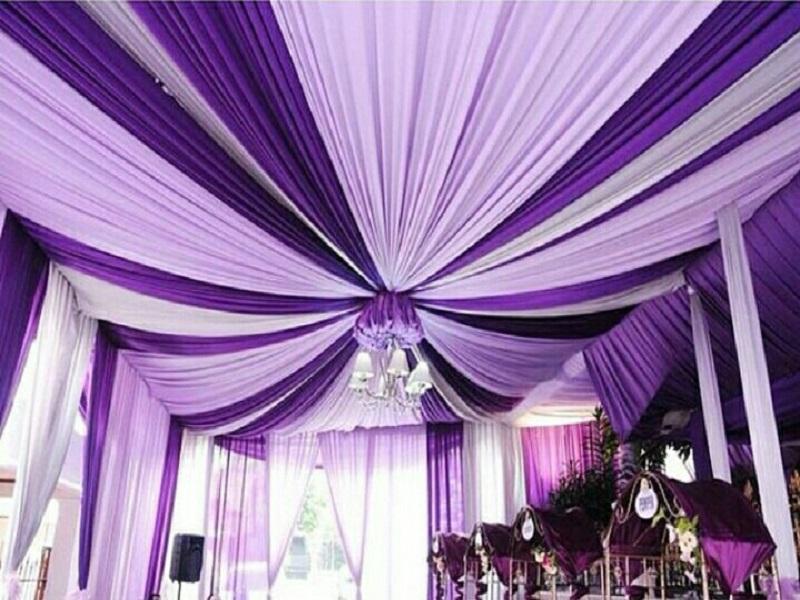 Sewa Tenda Dekorasi VIP 2