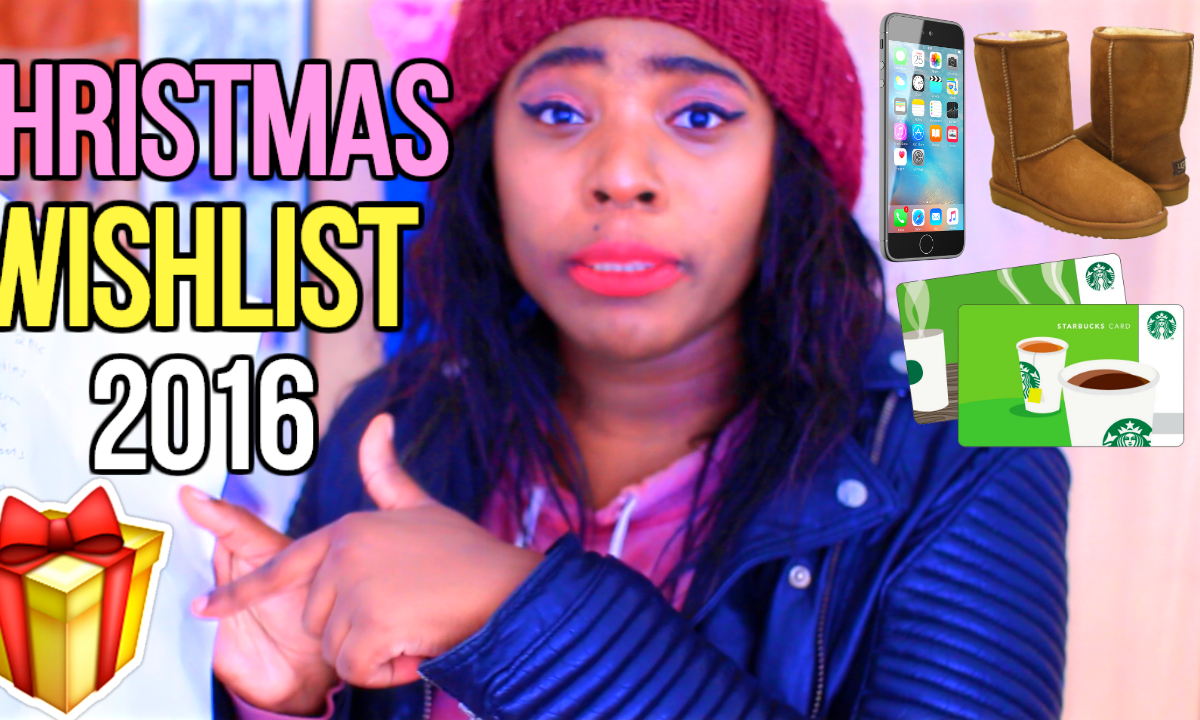 My Christmas Wishlist | Holiday Gift Guide