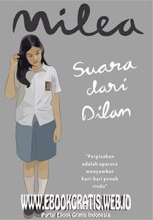 Ebook Novel Pidi Baiq - Milea (Suara Dari Dilan)