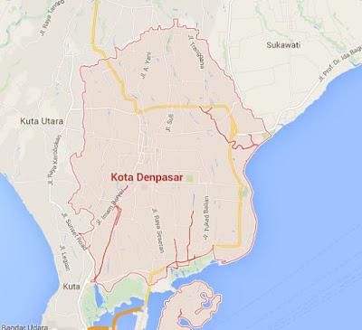 Daftar Lokasi Toko HP Denpasar