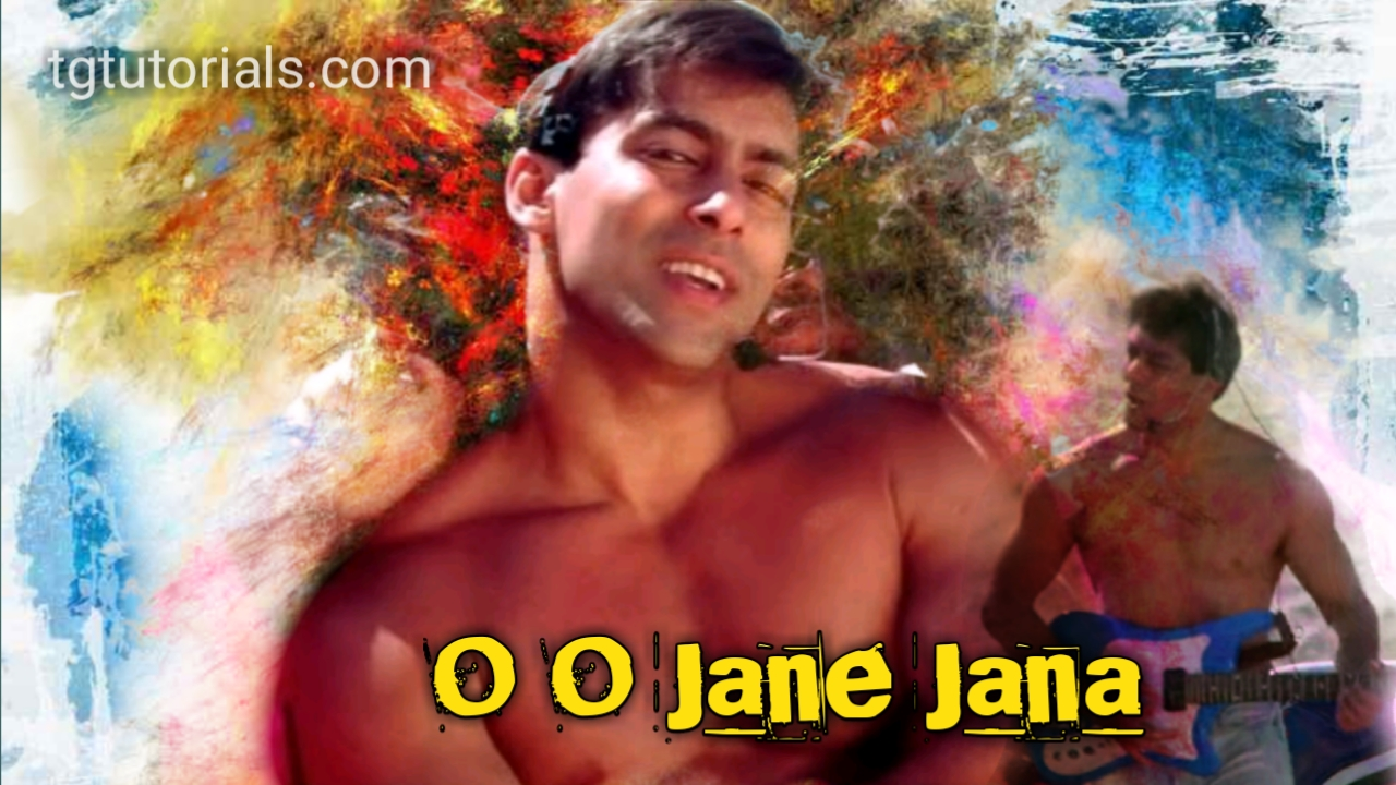 O O Jaane Jaana Lyrics Chords And Guitar Lesson Tgtutorials