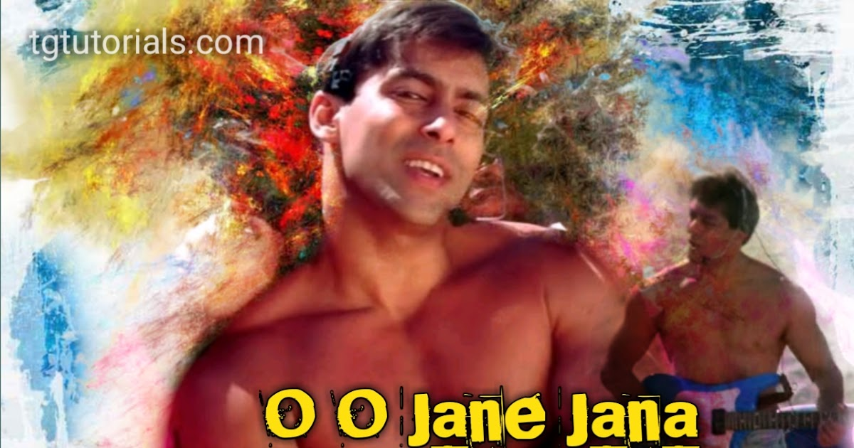 O O JAANE JAANA LYRICS CHORDS AND GUITAR LESSON - TGtutorials