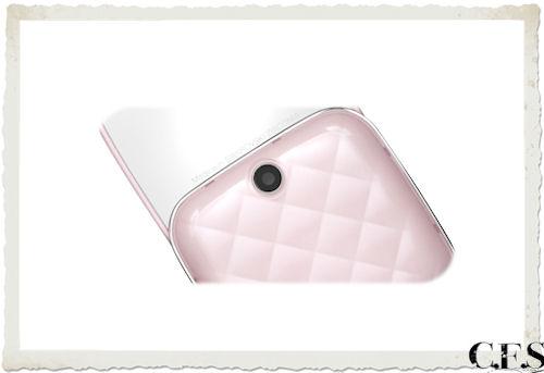 retro cellulare Vanity Evo con effetto Swivel