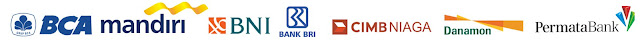 7 akses bank lokal  di indonesia