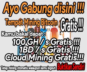 mining bitcoin gratis selamanya