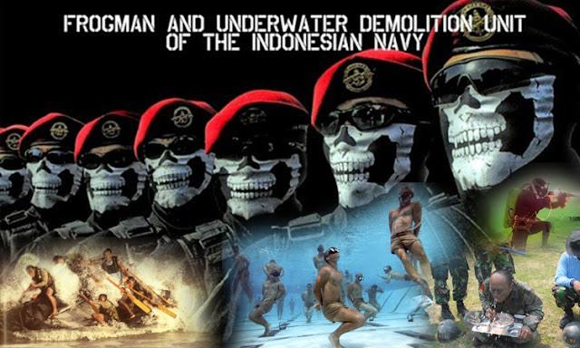 [MINGGU NERAKA]...! Inilah Latihan HELL WEEK Kopaska TNI AL Yang Bikin Dunia Merinding..!