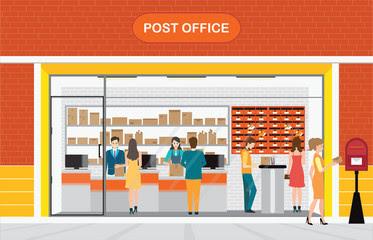 post office saving account online