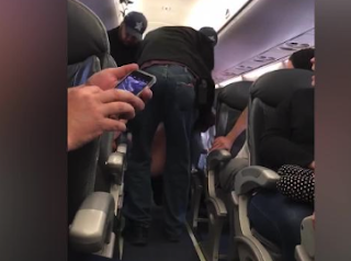 United Airlines Bumps Passengers At A High Rate – – But Is Improving