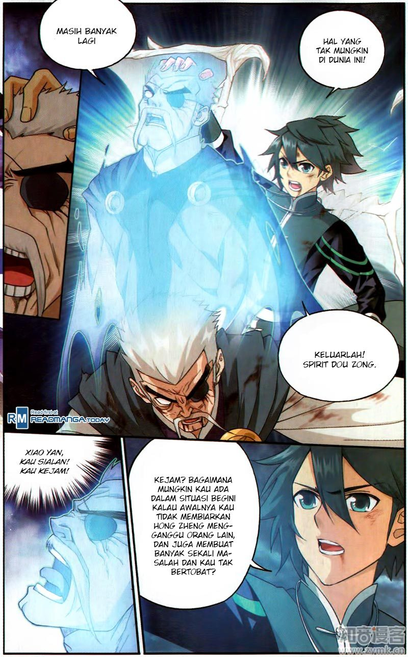 Battle Through Heaven Chapter 228-9