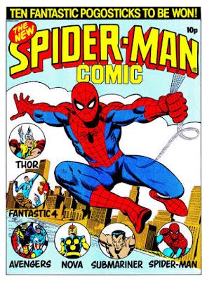 Spider-Man Comic #312, 1979