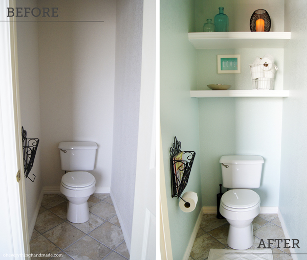 8 Best DIY Small Bathroom Storage Ideas That Will Blow You ...