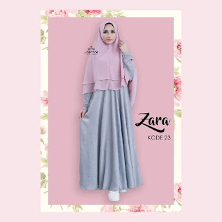 Gamis Jasmine Zara Dress 23