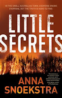 Little Secrets Review Recommendation -Anna Snoekstra - Drama Thriller Book Recommendations for Adults Men Women Young Adults