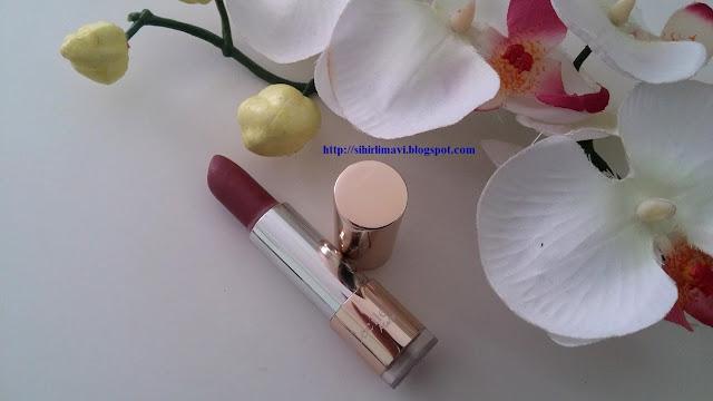 cecile, kiss matte, mineral lipstick, extra asia eyeliner, blog, blogger, sihirlimavi, göz kalemi, ruj, cecile beauty