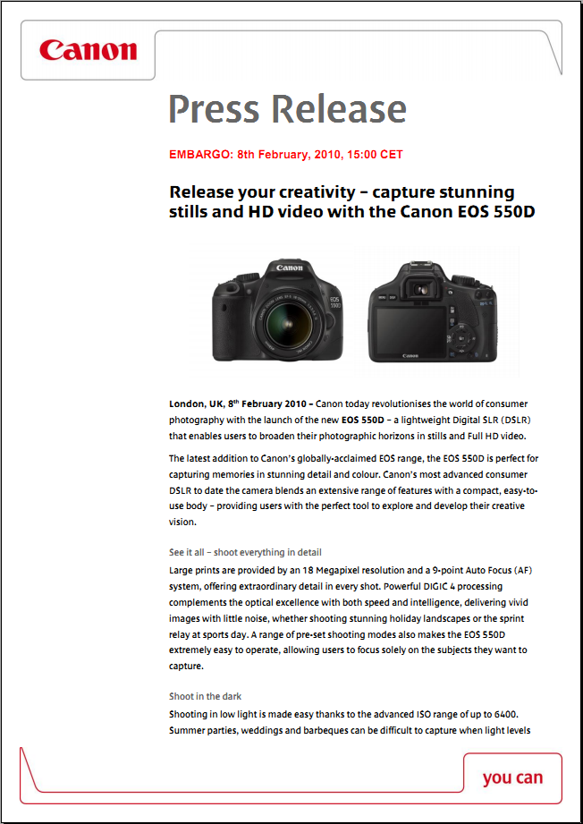 Canon Eos Rebel T2i/550d For Dummies Pdf