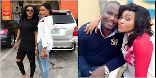 Opemititi aka Queen stunner the lady behind Mercy aigbe's marital woes