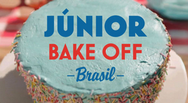 JÚNIOR BAKE OFF: 3ª TEMPORADA