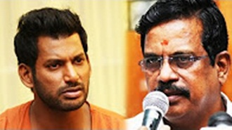 Dhanu plan for Vishal defeat !