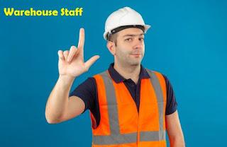 Tugas Pokok Dan Jobdesk Staff Gudang