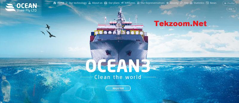 [SCAM] Review Hyip Ocean3.biz [AU] - Lãi từ 3% hằng ngày mãi mãi - Thanh toán Manual