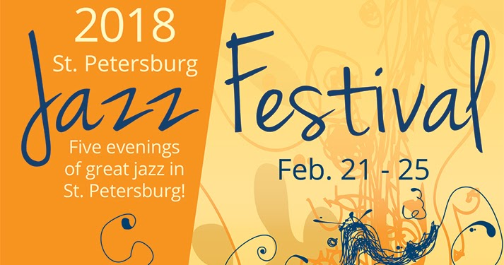 Each year the St. Petersburg Jazz Festival  is a popular event attended by more than