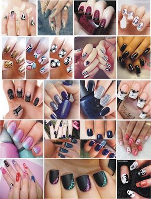 Kim's Nails, Christmas Nail Ideas, Smith and Cult Nail Polish Swatches With Great Styles