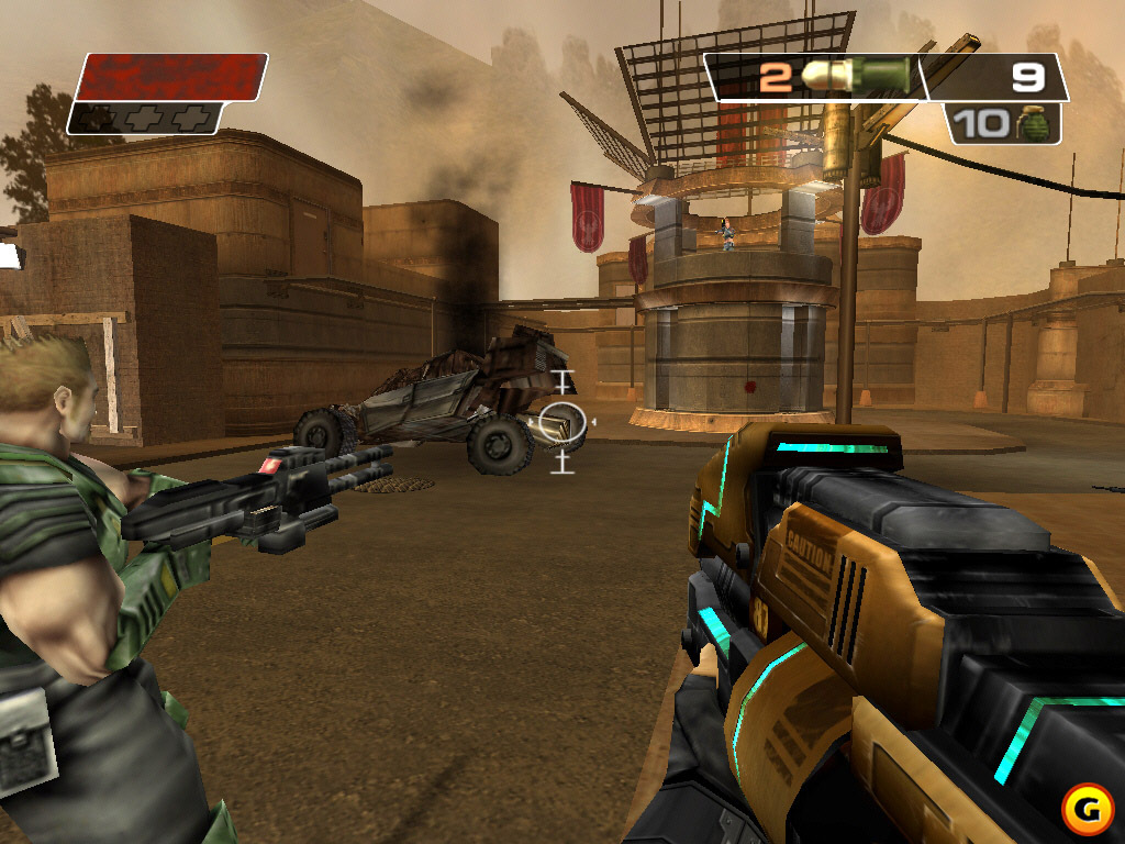 Red faction 2 free download.