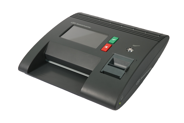 Vote Counting Machine