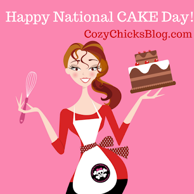 Happy National Cake Day!