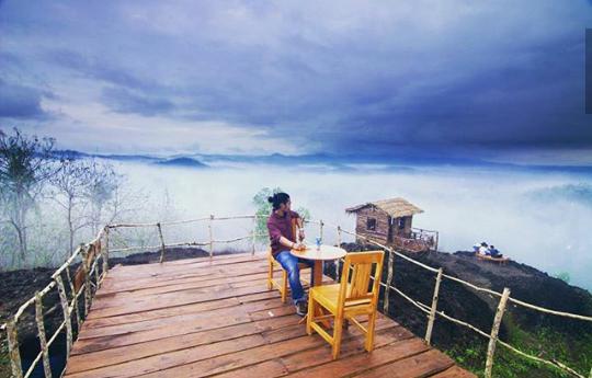Harga Tiket Masuk dan Lokasi Wisata Gunung Ireng Patuk Jogja Gunung Kidul Wisata Hitz 2018