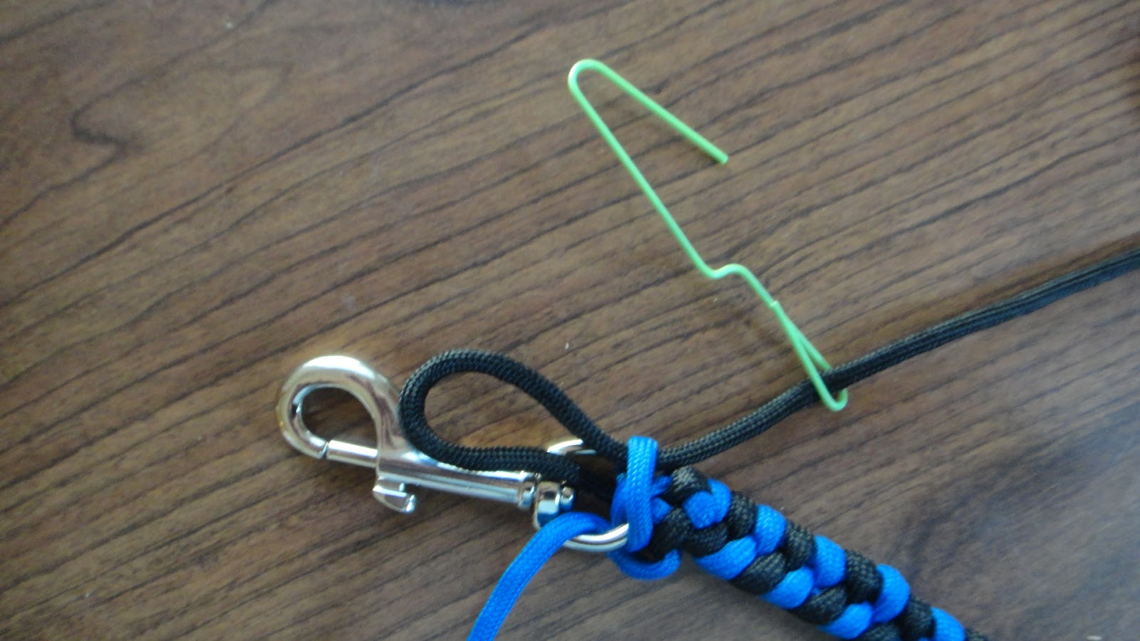 The Tinkers Workshop Paracord Binoculars Neck Strap Project