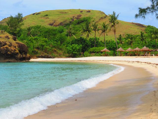 known house on the southward coast is Lombok BestplacetovisitinIndonesia; Kuta Beach Lombok