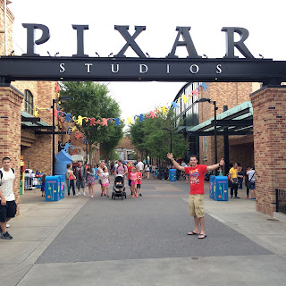pixar place hollywood studios