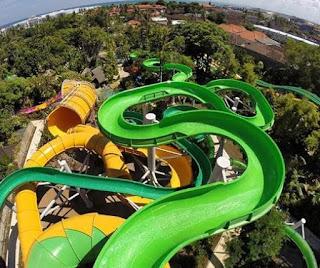 Wisata Air Waterbom Bali