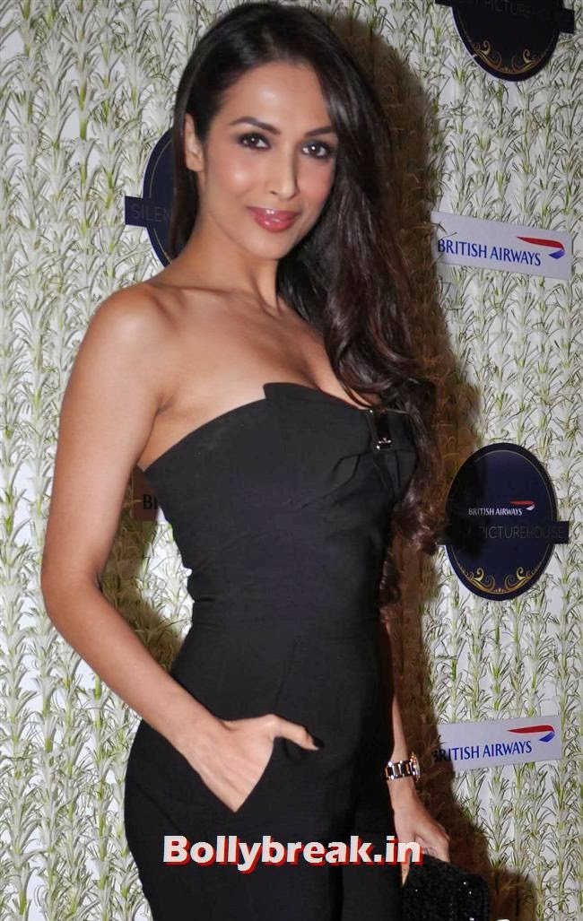 Malaika Arora, Malaika, Chitrangada at British Airways 'Silent Picturehouse' in Mumbai