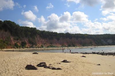Praias de Pipa - Baía dos Golfinhos