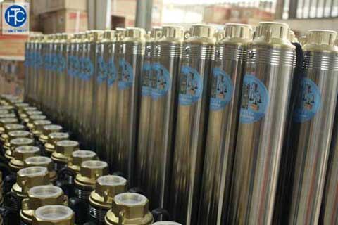 Máy bơm hỏa tiễn GALAXY 2.5 inch lọt ống 76 mm sự thay thế hoàn hảo cho máy bơm trục ngang