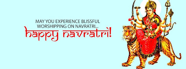 Download Navratri Durga Maa FB Cover Banner