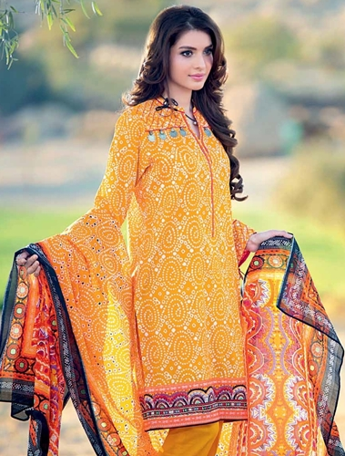 Gul Ahmed Summer Collection Vol-1 2016
