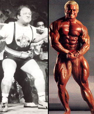 Strength Fighter Dr Squat Fred Hatfield Vs Tom Platz