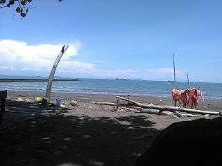 Pantai Teluk Penyu photo Singgih